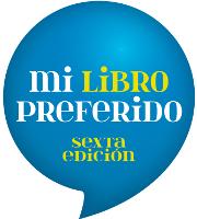 """Logotipo del concurso """"Mi libro preferido"""""""