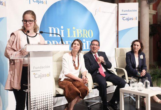 Dina Elisa Mendoza, del IES Los Montecillos de Coín, ganadora por la provincia de Málaga. © Luis Serrano